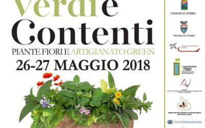 Verdi e contenti 14 -15 Settembre Centro botanico moutan vitorchiano VT